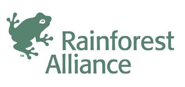 Rainforest alliance coffee beans from Bay Beans Coffee