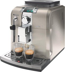 Saeco Syntia Stainless Steel  Coffee Machine