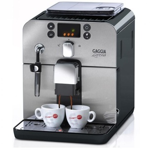 Gaggia Brera SS Stainless Steel Coffee Machine