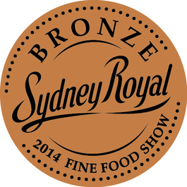Sydney Royal Fine Food Show award winning coffee beans