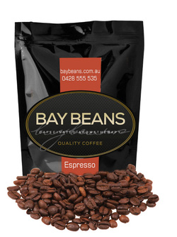 Bay Beans Espresso Master coffee beans