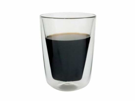 Double Walled Thermal Glasses - 100ml (Pack of 8)