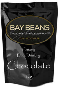 Creamy Dark Drinking Chocolate